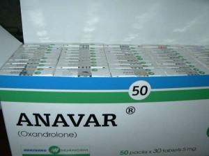 Anavar Oxandrolone 5mg