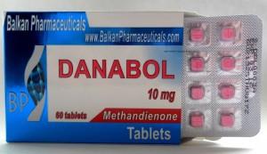 Danabol Balkan Pharma 10mg